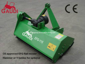 Flail Mower (CE approved EFG flail mower) pictures & photos