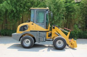 Mini Tractor with Front End Loader for Sale Zl10 pictures & photos