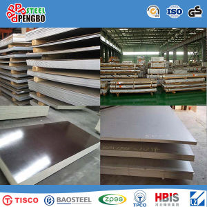 ASTM TP304 Stainless Steel Sheet with SGS pictures & photos