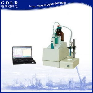 Gd-264b ASTM D664 Automatic Acid Number Tester by Titration Method pictures & photos