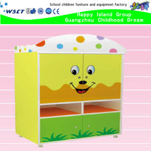 Preschool Furniture Wooden Kids Dormitory TV Table (HB_04105) pictures & photos