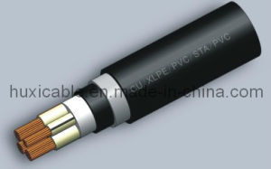 PVC Steel Tape XLPE Insulated Armored Cable