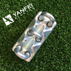 Galvanized Triple Type Wire Rope Clip pictures & photos