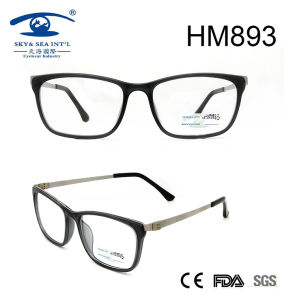 High Quality Optical Glasses Acetate Men Eyeglasses (HM893) pictures & photos