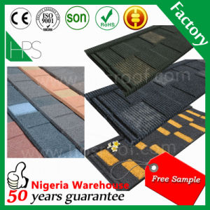 2017 New Material Stone Coated Metal Roofing Sheet Shingle Galvanized Steel Aluminum Sheet pictures & photos
