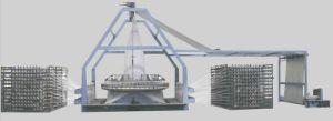 Six-Shuttle Circular Loom Weaving Machine for PP Woven Bag