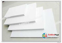 Pure White PVC Celuca Board with Top Quality High Density pictures & photos