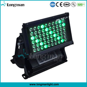 60*5W Rgbaw Outdoor High Power LED Light Wallwasher for Architecture pictures & photos