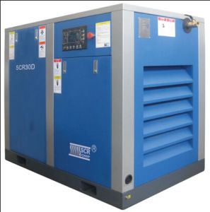 Direct Driven Rotary/Screw Air Compressor (SCR20D Series) pictures & photos