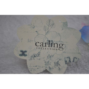 Oriented Strand Board Hangtags for Luggage and Garments with String pictures & photos