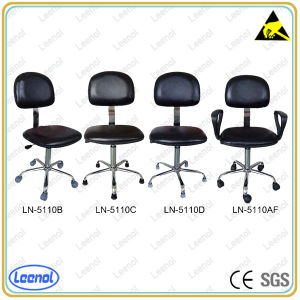 Ln5110A ESD Leather Chair pictures & photos