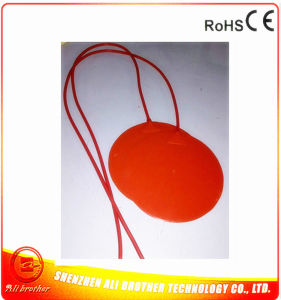 Silicone Heater for 3D Printer 220V 250W Diameter 200*1.5mm pictures & photos