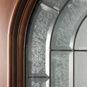 Solid Wood Villa Main Door pictures & photos
