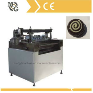 Chocolate Decorating Machine for Wafer Biscuit pictures & photos