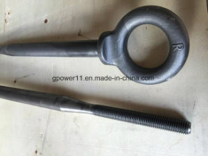 Forged Eye Bolt Large Eye Bolt for Trailer Bolt pictures & photos
