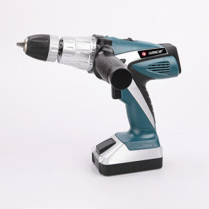 Rechargeable Cordless Impact Drill with Li Ion Battery (LY701-SC) pictures & photos