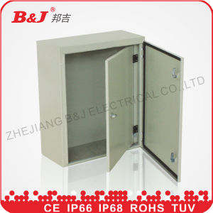 High Quality IP66 Electrical Control Box with Doubles Doors pictures & photos