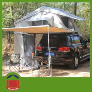 Soft Roof Top Tent with Awning and Back Skirt pictures & photos