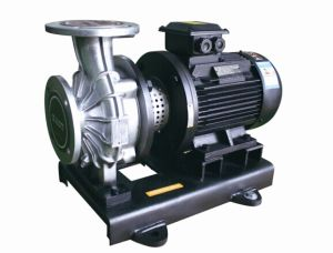 Centrifual Horizontal Chemical Pump with CE Certificate pictures & photos