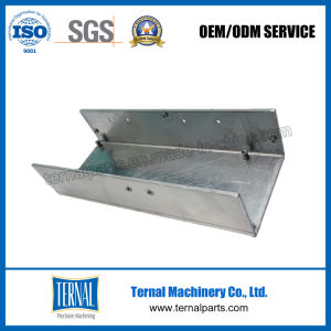 Aluminum Sheet Metal Punching Parts pictures & photos