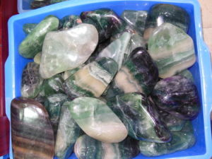 Semi Precious Stone Tumbled Nugget Crafts (ESB01676) pictures & photos