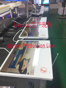 22-Inch Advertising Player for Elevator (from 18.5 inch to 84 inch) , Digital Signage pictures & photos