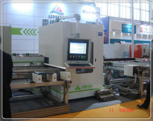 Double Head Cutting Saw of Window Profile with 15 Seconds Different Length 45 90 Degree pictures & photos