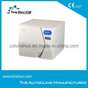 14B+ Table-Top Dental Vacuum Steam Sterilizer (14L, 17L, 23L) pictures & photos