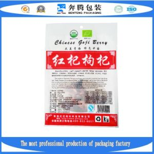 Chinese Wolfberry Food Packaging Bags pictures & photos