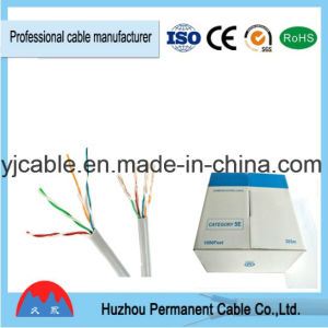 Network Computer Ethernet Data LAN UTP Cat5 Category 5 Cable pictures & photos