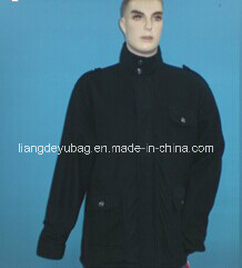Man Cool Polyester Casual Coat Is Available for Winter