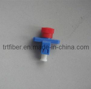 LC-FC Plastic Fiber Optic Flange pictures & photos