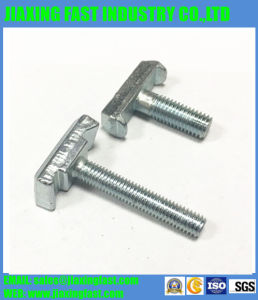 Stainless Steel/ Carbon Steel T Bolt / Tee Bolt / Hammer Head Bolt / Square Head Bolt pictures & photos
