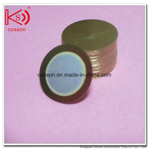 High Sensitivity Rectangle Piezo Ceramic Element