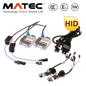 China Manufacture Auto Lighting Kit 12V 35W Canbus HID Conversion Kit pictures & photos