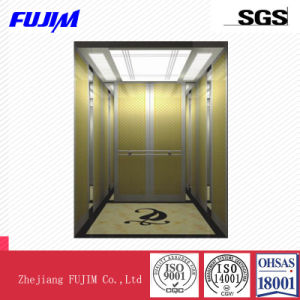 FUJI, Mitsubishi Quality Passenger Elevator with Small Machine Room pictures & photos