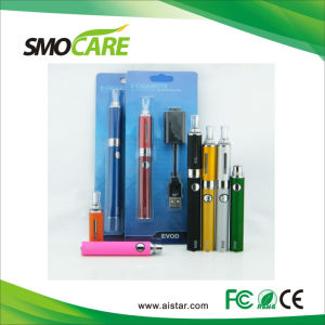 Colorful EGO T E-Cig, Electronic Cigarette Evod Kit