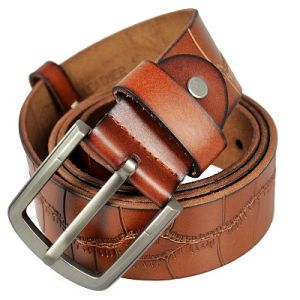 Stylish Men′s Genuine Leather Belt -27 pictures & photos