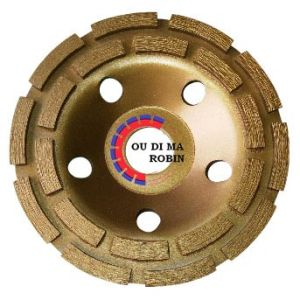 Diamond Cup Wheel, Grinding Wheel pictures & photos