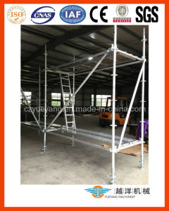 Layher Aluminium All-Round Scaffolding System pictures & photos