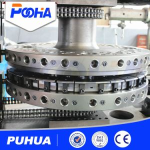 Hydraulic Steel Plate CNC Turret Punching Machine pictures & photos