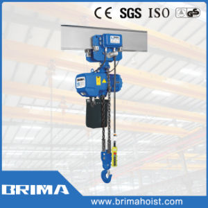Brima 5ton Electric Chain Hoist with Electric Trolley/5ton Electric Hoist pictures & photos