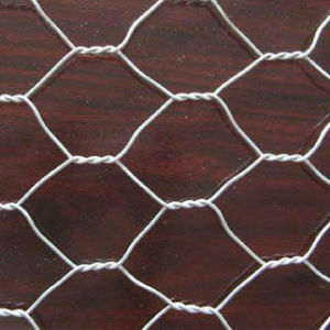6by2by0.3m 60by80mm Triple Twist Galvanized Gabion Mattress pictures & photos