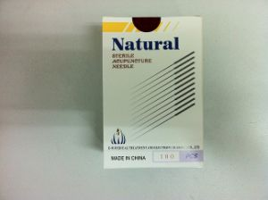 Natural Brand Disposal Acupuncture Needles pictures & photos