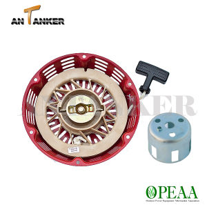 Generator Part Recoil Starter (with Cup) for Honda Gx200 Gx270 Gx390 pictures & photos