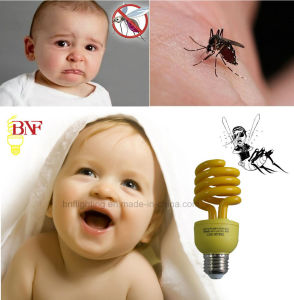 15W Yellow Mosquito Repellent CFL Lamp (BNF-Y) pictures & photos