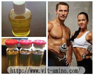 Yellow Oil Liquid Nandrolone Cypionate 99% for Bodybuilding pictures & photos