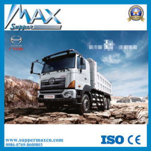 Hino Heavy Duty 6X4 High Quality Dump Truck for Sale pictures & photos