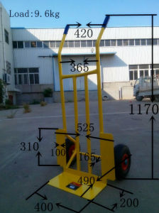 High Quality Heavy Duty Hand Pallet Truck (HT1426) pictures & photos