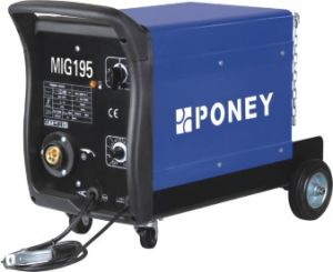 Gas /No Gas MIG Welding Machine (MIG-150/175/195) pictures & photos